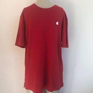 Apple Store Employee M Short Sleeve Cotton T Shirt